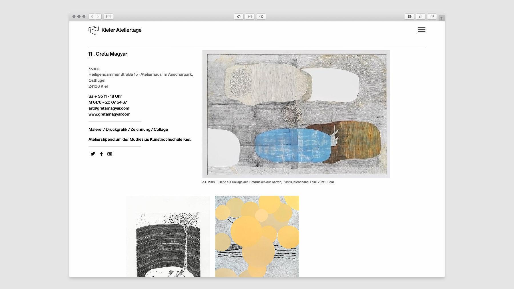 Teilnehmerin-Seite (Web)